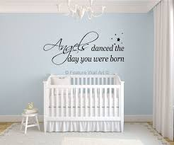 outstanding nursery room design with white baby cribs and vinyl wall decal and navy blue wall also white rug decor idea on vinyl wall art boy nursery with outstanding nursery room design with white baby cribs and vinyl wall