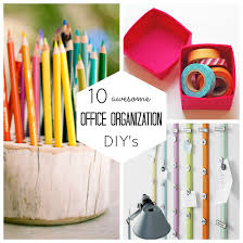 Diy office organization Martha Stewart 10 Awesome Office Organization Diys Official Blog For Atoz2ucom 10 Awesome Office Organization Diys Atoz2ucom