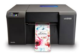 Lx2000 Color Label Printer Label Printers Digital Presses