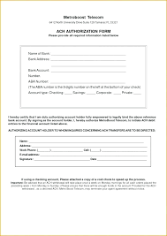 Free Work Authorization Form Template Free Work