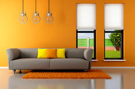 Grey And Orange Living Room Ideas Beautiful Apartments