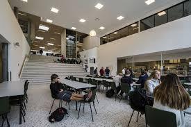 Norway Design School Voss High School Interiors Architecture School Norway