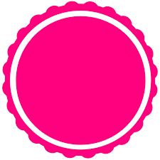 Circle Border Circle Border Clipart Pink