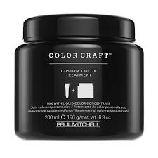 Paul Mitchell Repigmentation Chart Color Craft Behindthechair Com