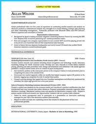 Resume For Skills | Financial Analyst Resume Sample | Resumes ...