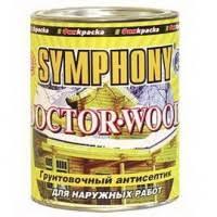 <b>Антисептик грунтовочный Symphony Doctor-wood</b> 9 л, цена ...