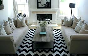 large black rug and white chevron contemporary living room inside remodel rugs beautiful area on