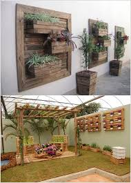 Ideas For Garden Walls Decor