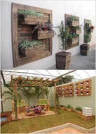 Ideas For Garden Walls Decor