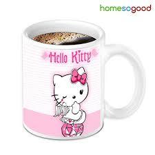 Get it as soon as tue, mar 16. Homesogood Beautiful Hello Kitty Coffee Mug Buy Online In Andorra At Andorra Desertcart Com Productid 37379907