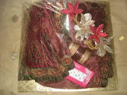 Saree Tray Decoration RANJANA ARTS WWWRANJANAARTSCOM ranjanaarts saree packing wedding 51