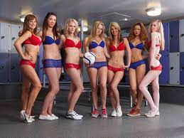All information about chelsea u23 (premier league 2) current squad with market values transfers rumours player stats fixtures news. Video Sexy Underwear Models Strip Down To Bra And Panties To Predict Fa Cup Final Between Chelsea And Liverpool Mirror Online