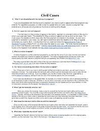 Appeals Info Mass Of Court Website