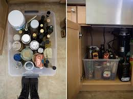 organizing and creating in a small kitchen space on tidymom net