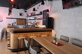 Bistro Bar Livingroom Beim Freibad Im Wohnzimmer Von