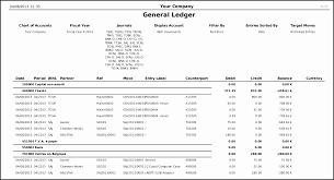General Ledger Format 24 Bookkeeping General Ledger Template SampleTemplatess 20