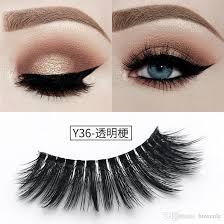 2019 yahligs support whole single natural bushy makeup false eyelashes eye lashes black soft natural false eyelashes ya31 from hnwenle 4 88 dhgate
