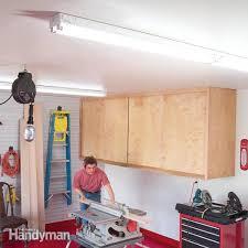 garage lighting ideas