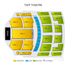 Taft Theater Seating Chart Taft Theater Seating Related Keywords Suggestions Taft