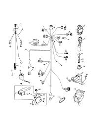 sabre model 2048hv lawn tractor genuine partssabre lawn mower wiring diagram 3