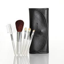 elf makeup brush set. e.l.f. professional travel brush kit elf makeup set