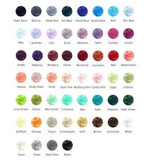 Celadon Color Chart Kemedress Color Chart For Wedding Dresses Prom Dresses And