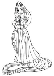 Disney Princess Coloring Pages Great Princess Coloring Pages With