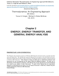 Download thermodynamics an engineering approach 8th edition by cengel…