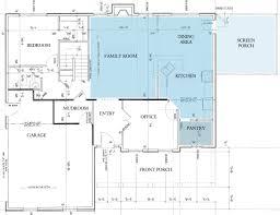 Kitchen Floor Plan Design Tool Kitchen Clients Drawing Autocad Archicad Planner Designs