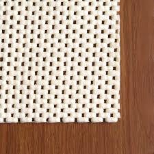 pads to keep furniture from sliding on wood floors eco preserver non slip rug pads for