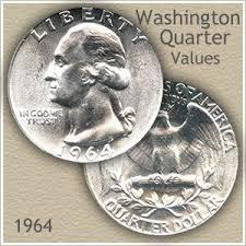1964 Quarter Value Discover Their Worth