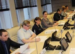 Контрольно ревизионная служба при Избирательной комиссии  25 апреля 2017 год