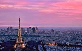 Paris Sunset Wallpapers - Top Free ...