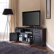 corner racks furniture. crosley furniture corner tv stand for tvs up to walmart com toppline computer desk with rotating racks