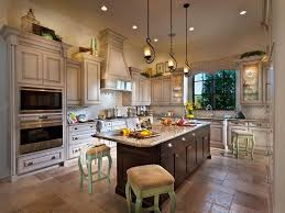 ... Kitchen Design, Cool Brown Rectangle Antique Wooden Open Kitchen Layouts  Varnished Ideas: terrific open ...