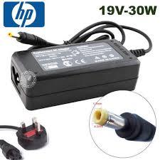 hp mini 110 original ac adapter charger 30watt 19v 1 58a in