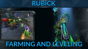 rubick efficiency farming and leveling dota 2 pro guide