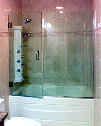bathtubs frameless glass shower doors for bathtubs bt05 bath tub glass enclosure 03jpg glass enclosures