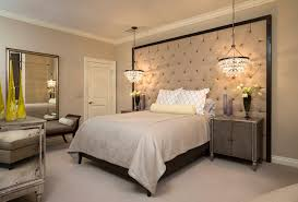 Staggering Tufted Headboard Beds Decorating Ideas Images in Bedroom  Contemporary design ideas