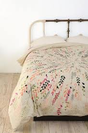 Vintage Scarf Bedding- i have a beautiful piano shawl like this!