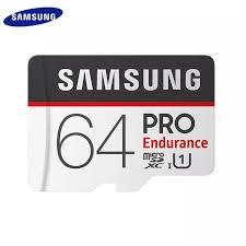Thẻ SAMSUNG Micro SD Chính Hãng COD100 % Chính Hãng Thẻ Nhớ PRO Endurance,  UHS-I SDHC Tốc Độ Cao 32GB 64GB 128GB SDXC Class 10 U1 Thẻ Nhớ Microsd TF