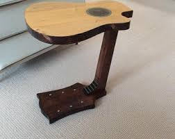 Acoustic Guitar End Table