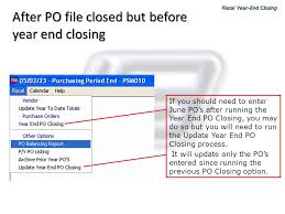 Fiscal Year-End Closing - Ppt Video Online Download
