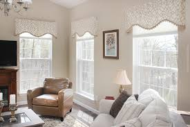 Window Valance Patterns Amazing How To Make A Board Mounted Valance How To Nest For Less™