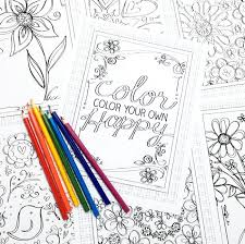 coloring pages word art project ideas and template