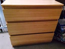 Gebraucht Ikea Kommode Helles Holz 3 Schubladen In 80335 M Nchen