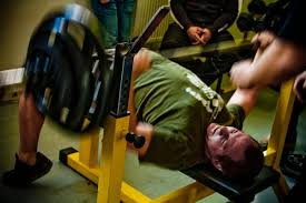 Nfl 225 Test Accurate At Predicting 1rm Bench Press