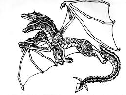 Small Picture Flying Dragon Coloring Pages FunyColoring