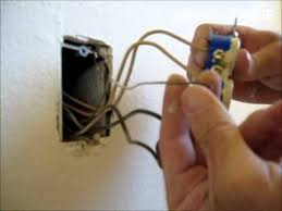 how to replace an old electrical