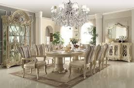 white dining room set elegant homey design off white 12 pc traditional dining room set